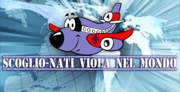 SCOGLIO-NATI VIOLA NEL MONDO.....MARINA DI GROSSETO (TERME).