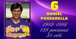 TOP 11.... 6 - DANIEL PASSARELLA