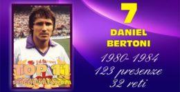 TOP 11..... 7 - DANIEL BERTONI