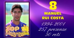TOP 11.... 8 - MANUEL RUI COSTA