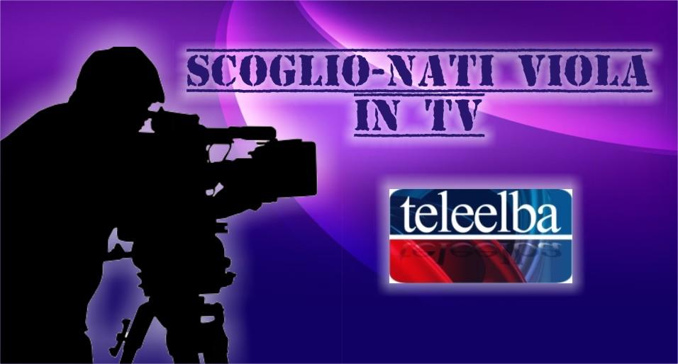 SCOGLIO-NATI VIOLA IN TV...LA SECONDA PUNTATA!