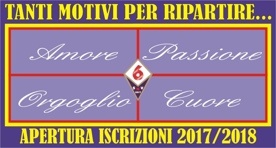 DAL 29 LUGLIO 2017.....APERTURA ISCRIZIONI ANNO 2017-2018!