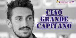 CIAO GRANDE CAPITANO!