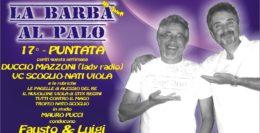 LA BARBA AL PALO - 17 PUNTATA - III° ANNO - 21 DICEMBRE 2018
