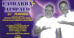 LA BARBA AL PALO - IV° ANNO - 21° PUNTATA - 31 GENNAIO 2020
