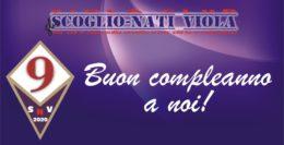 2011-2020 NOVE ANNI DI SCOGLIO-NATI VIOLA!